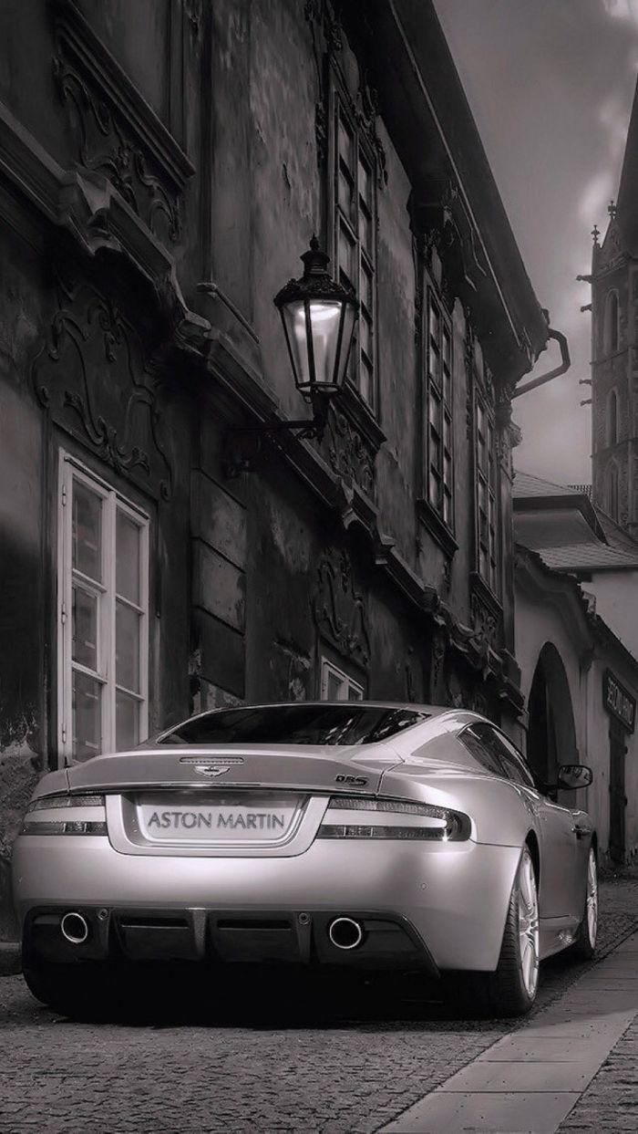 Aston Martin Dbs Phone Wallpaper