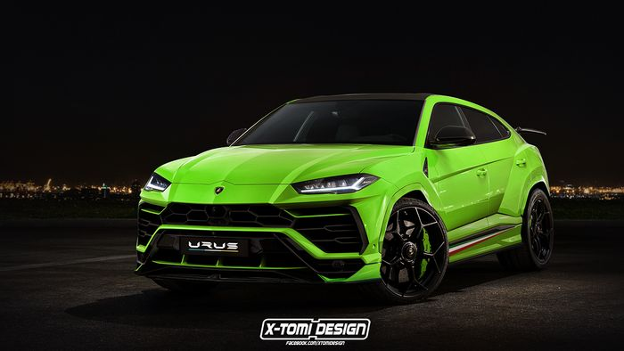 Lamborghini Urus India launch on January 11, 2018