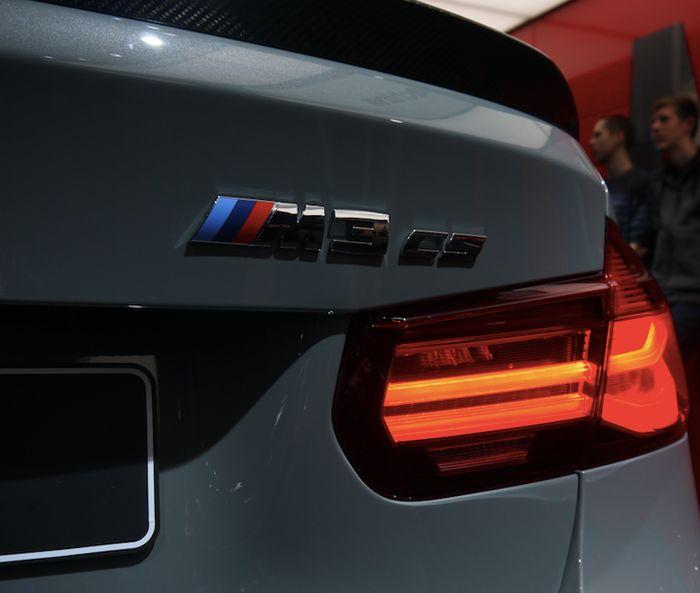 BMW M3 CS Wallpaper By Me