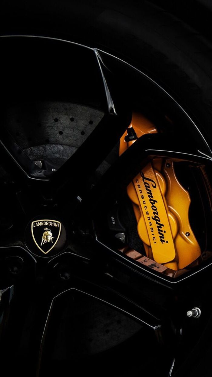 Lamborghini Aventador Phone Wallpaper