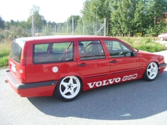 Volvo 850 Estate The Touring Car That Never Won A Race But Won