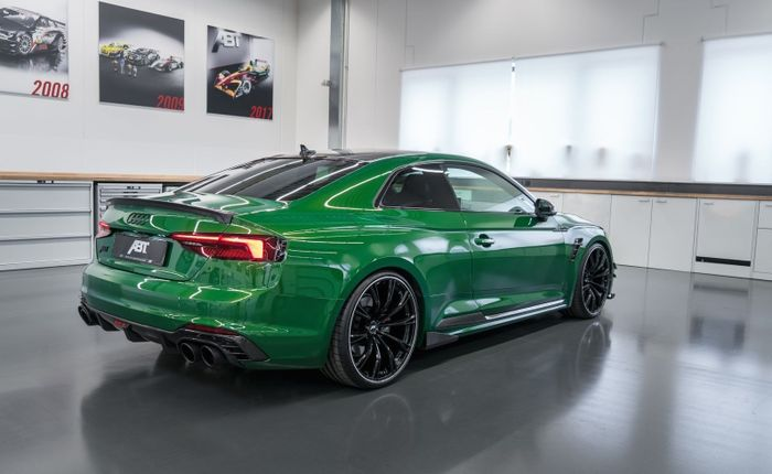 Get A Load Of ABT's 523bhp Audi 'RS5-R' And Its Massive Wheels