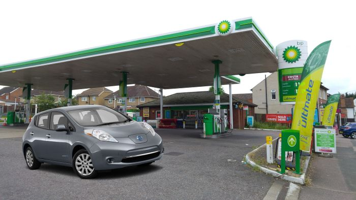 BP next to add electric vehicle charging points to petrol stations