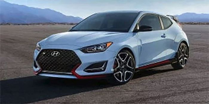 Hello, Are You The 2019 Hyundai Veloster N?