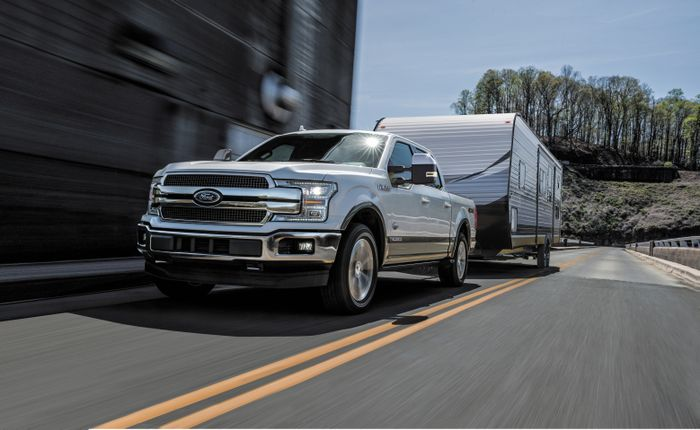 Ford's new diesel F-150 boasts best torque in class