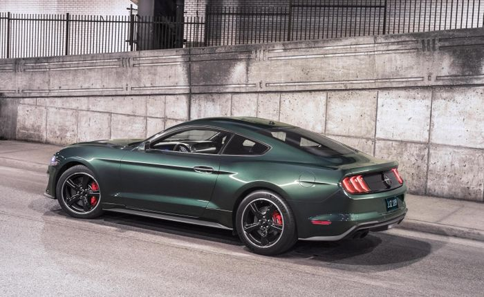 Bullitt Mustang Raises $300000 for Charity