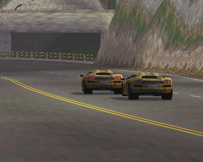 Another Screenshots Of Lamborghini Diablo Sv In Need For Speed Iii