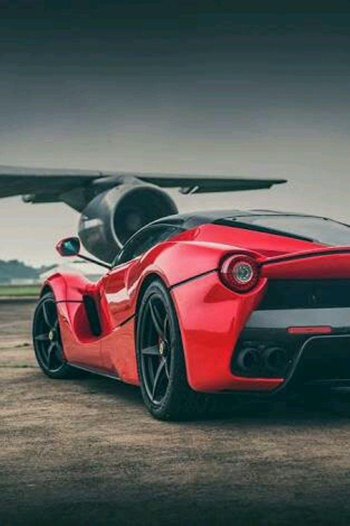 Ferrari Laferrari Phone Wallpaper