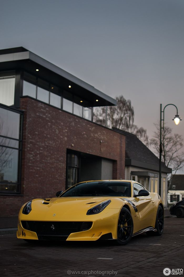 Get Ferrari F12 Tdf Wallpaper  Pics