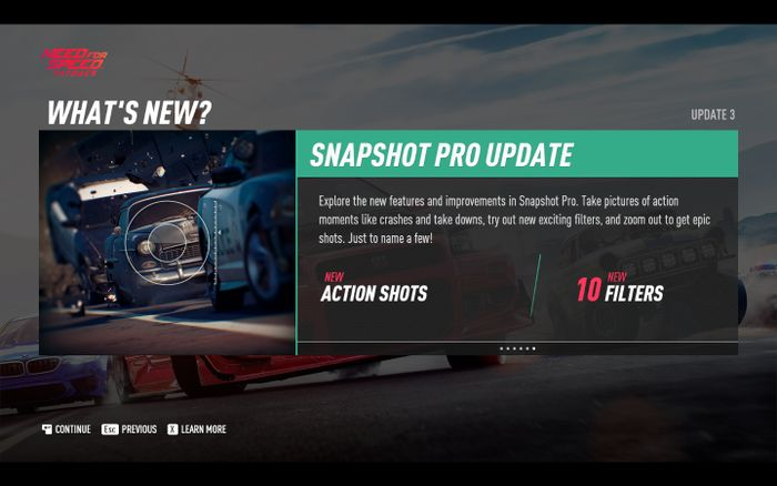 need for speed payback's alldrive hangout update - what did it add
