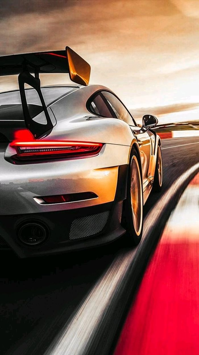 Nice Porsche 911 Gt2 Rs Phone Wallpaper That I Am Using Right Now