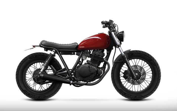 My Suzuki GN 125 Build Plan And What Needs Doing To It.