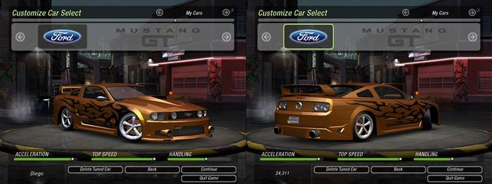 What car should I use for the final race in NFSU2?