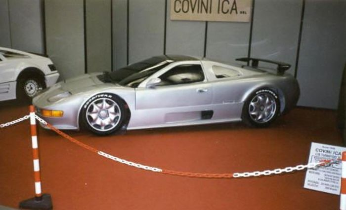Covini B24 T40 And C36 The Diesel Supercars Full Article