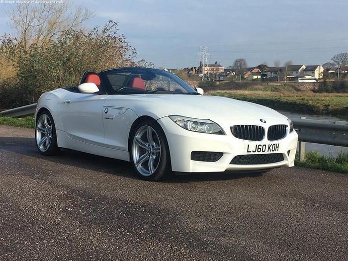 You Can Now Buy A Handsome E89 Bmw Z4 For As Little As 163 8000