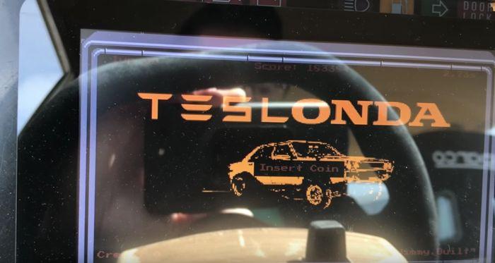 Tesla Honda hybrid rekord: 100 km/h za 2,48 s!