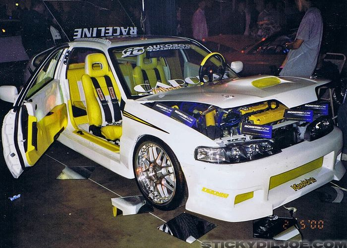 Some Import cars from the late 90's and early 2000's