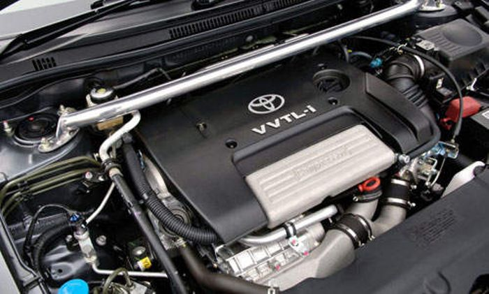 toyota corolla tsport (2002) a boiling hatch (literally Grand Prix Supercharger Kit