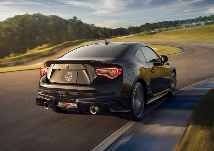 Toyota's New 205bhp, TRD-Tweaked GT86 Will Cut Your Lap Times