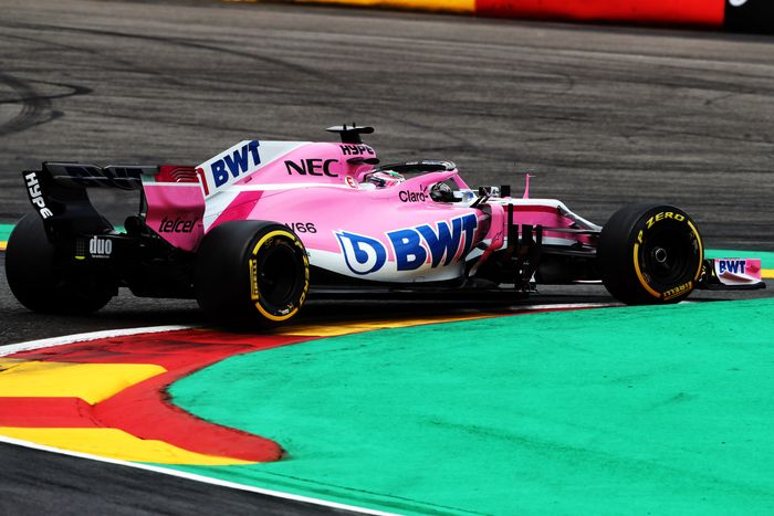 Ocon's uncertain F1 future draws sympathy from Hamilton
