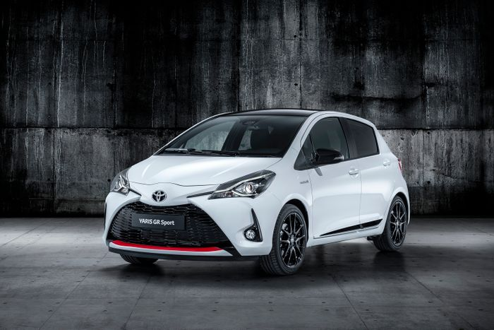 Sharper-handling Toyota Yaris GR Sport unveiled (for Europe)