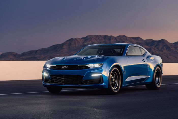 COPO Camaro marks 50 years of special-order performance