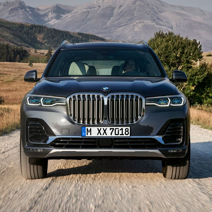 Bmw X7 2018: The China-Centric BMW X7 Doesn't Care What The West Thinks