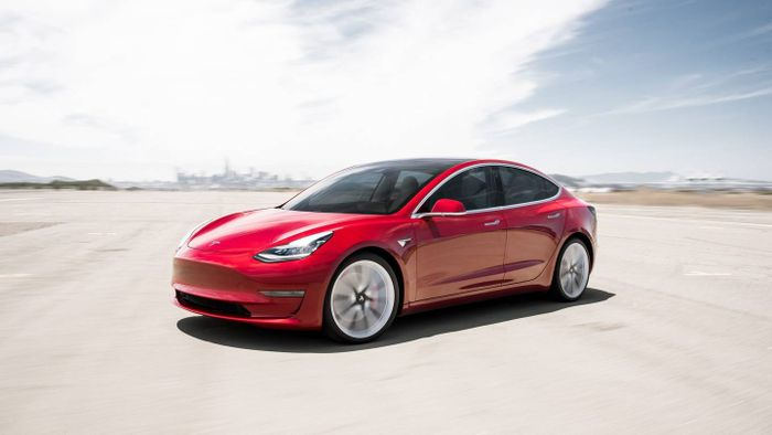 Tesla enables Model 3 Track Mode