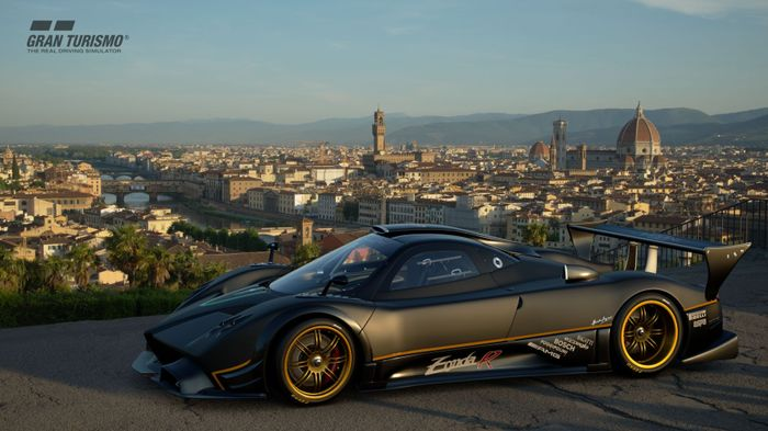 The Subaru Impreza 22B Heads Up GT Sport's Latest Update