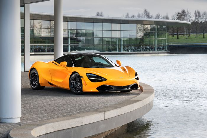 MSO creates three special-edition 720S examples to commemorate racing heritage