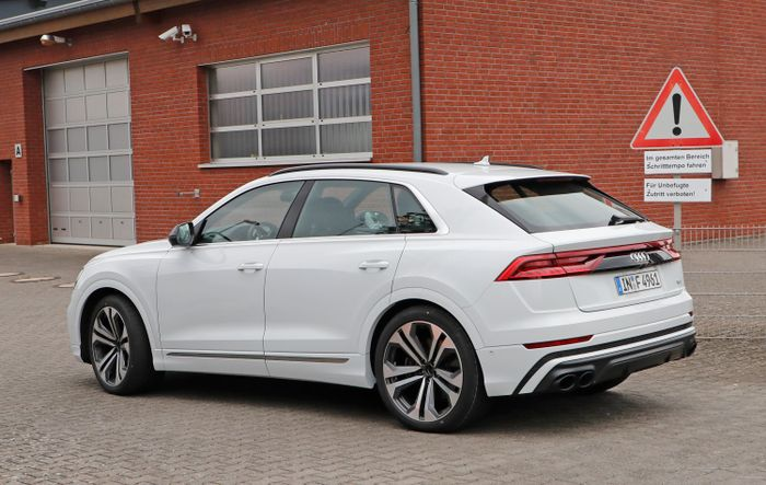 Everything We Know About The Upcoming So-called Audi SQ8/RSQ8