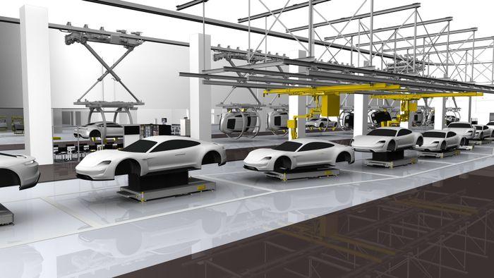 Porsche Taycan To Come in Three Trims, Start At Around $90,000 US