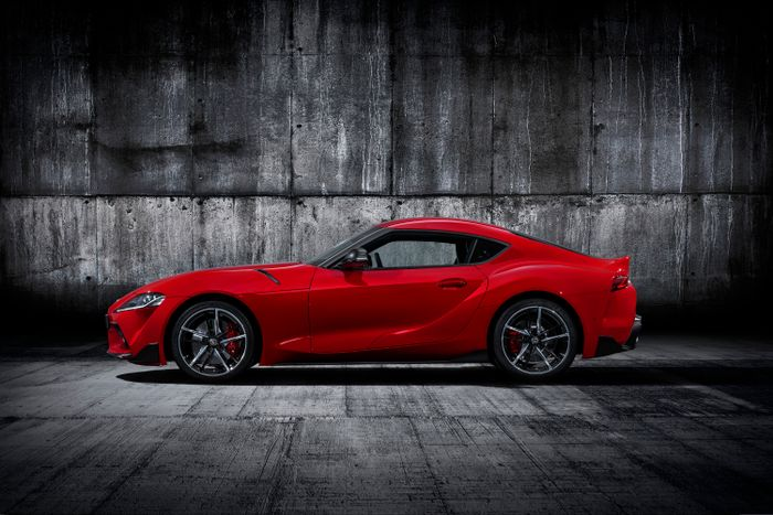 Toyota Supra Bows At Montreal Auto Show