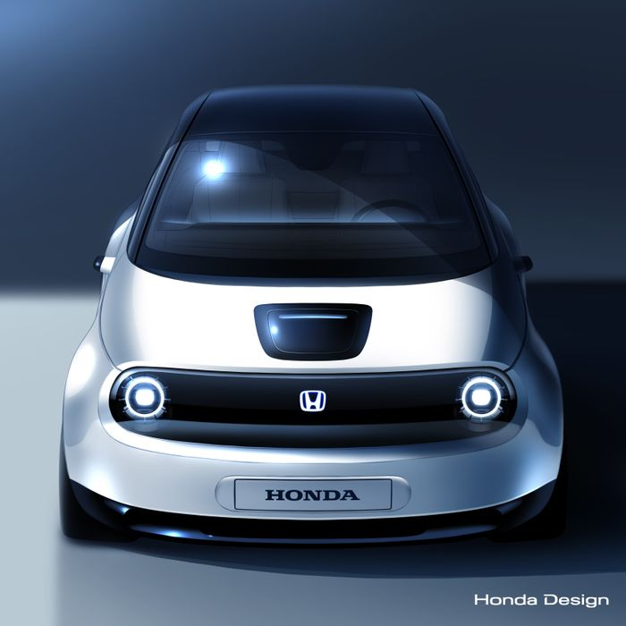 Honda And IED To Unveil TOMO Small Electric Concept In Geneva