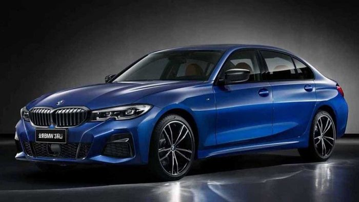 This Is The Long Wheelbase G20 Bmw 3 Series You Can T Buy