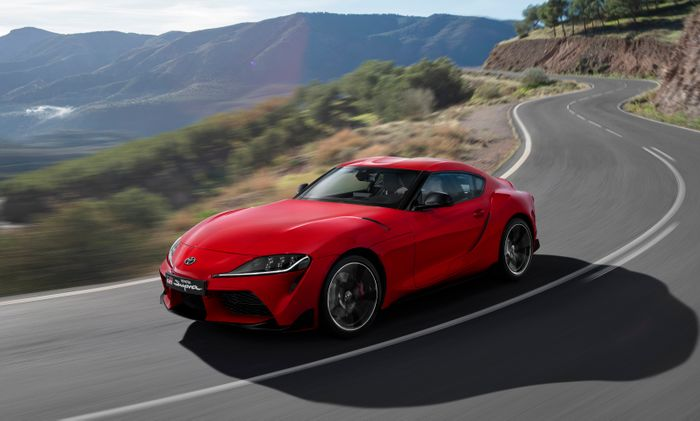 No Four-Cylinder 2020 Toyota Supra For You, America