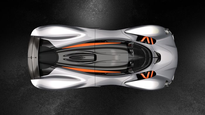 Aston Martin Valkyrie Gets Potent AMR Track Performance Pack
