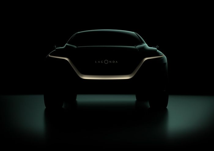 Aston Martin announces Lagonda All-Terrain concept for Geneva