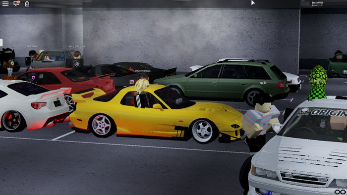 Huge Car Meet In Roblox With Some Nice Cars Mmmmmm Levin Is Mine Ofc