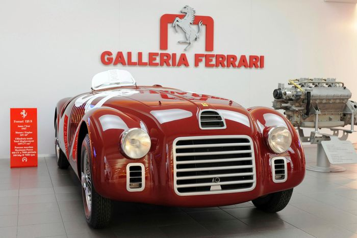 Ferrari Once Made A 1 5 V12 And It Shaped The Company As We Know It