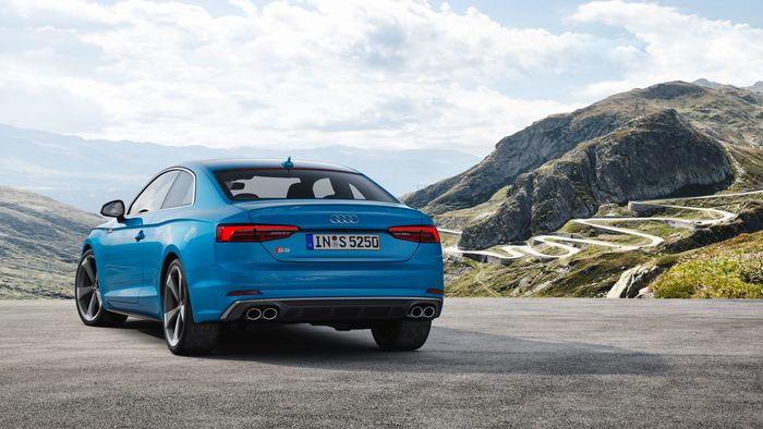 Audi's S5 Is Now A 342bhp Diesel With An Electric Turbo