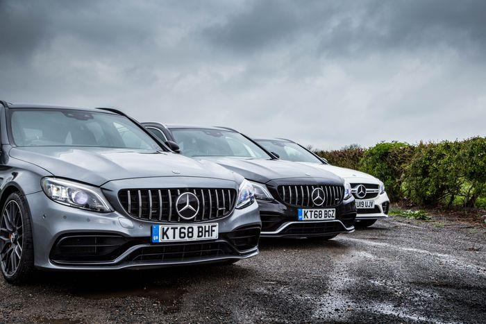 Mercedes-AMG C43 Vs C63 Vs C63 S: What's The Best Fast C-Class?