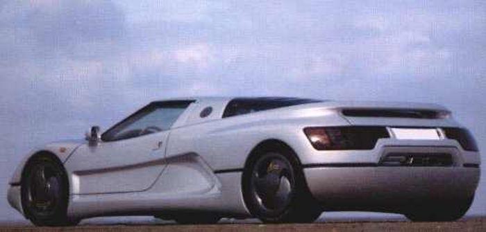 Spiess TC522, the forgotten prototype - Euro