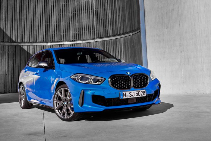 The Wider Taller And Fwd Bmw 1 Series Has Arrived