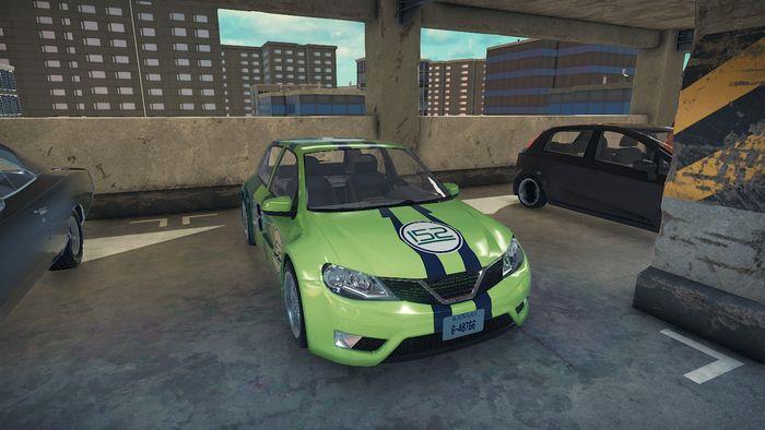 My car collection on Car Mechanic Simulator 2018: Garage 1
