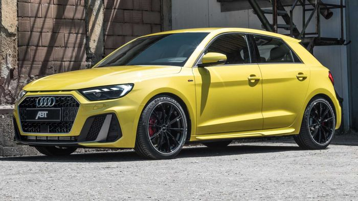 ABT Has Revealed The 236bhp 'S1' That Audi Won't Make