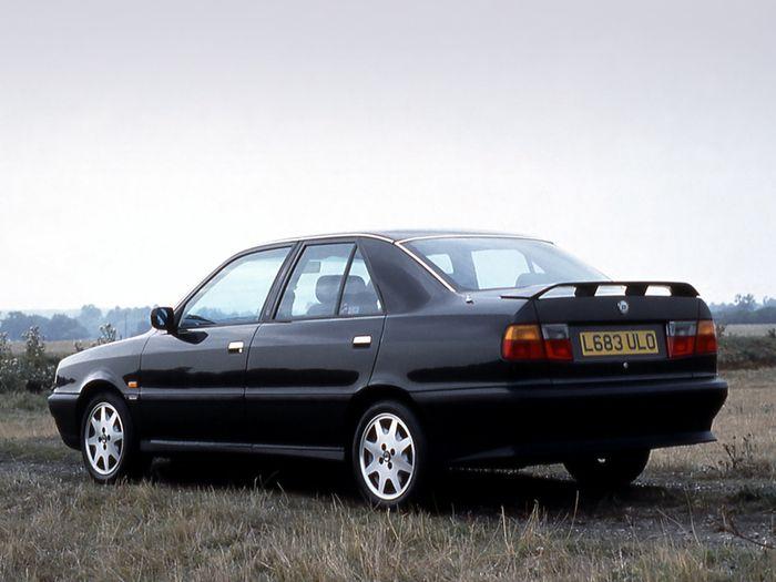 The Lancia Dedra HF Integrale