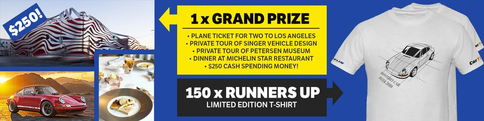 Win The Ultimate VIP Car Enthusiast Experience With Michelin