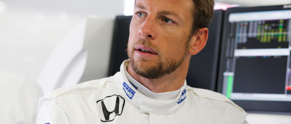 Jenson Button Could End Up With A Grid Penalty In Monaco