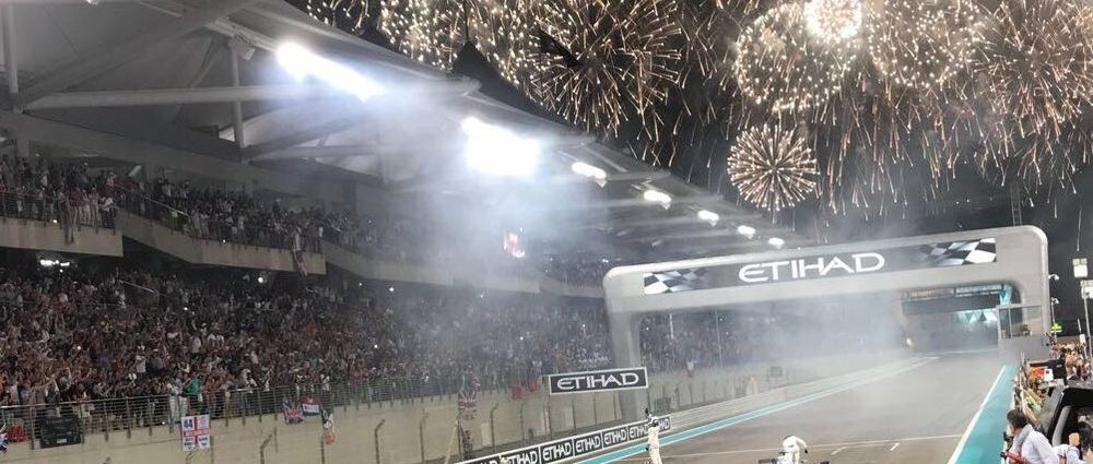 Which F1 Driver Would You Celebrate New Year's Eve With?